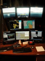 Simulator Instructor Station May 2009